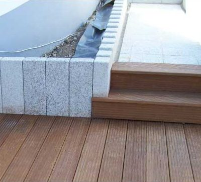 Naturstein Treppe Gartendesign Killen