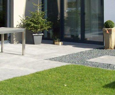 Terrassen Naturstein Gartendesign Killen