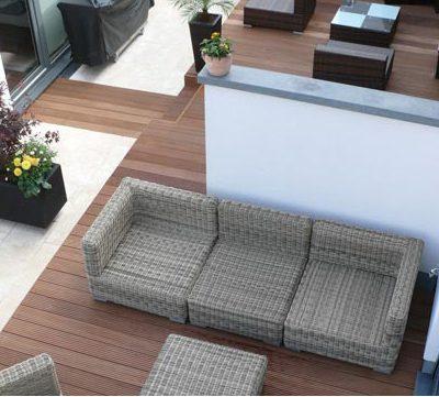 Terrassen Aus Holz Gartendesign Killen