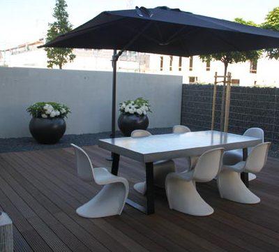 Terrassen Langliebiges Holz Gartendesign Killen